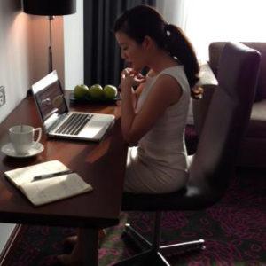 Mrs Hoang Thuy Hong